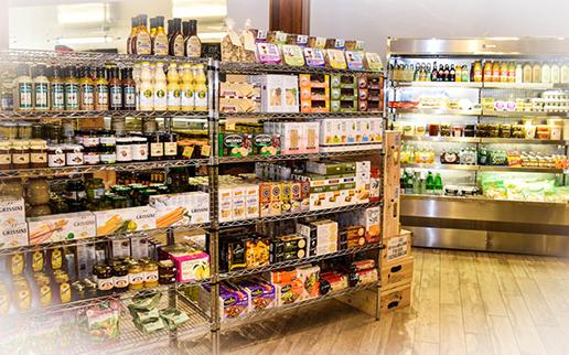 Gourmet<br /> <span>Grocery</span>
