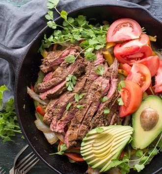 Skirt Steak Fajitas | Market