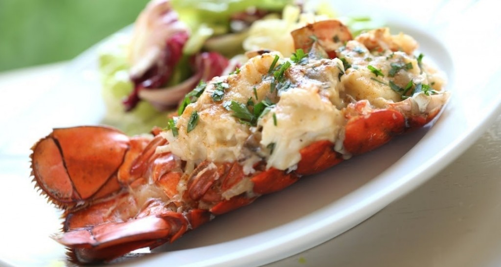 Baked-Stuffed-Lobster-Tails